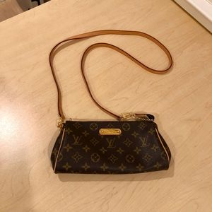 1780dd0c7fda Louis Vuitton Bags - Louis Vuitton Monogram Eva Clutch